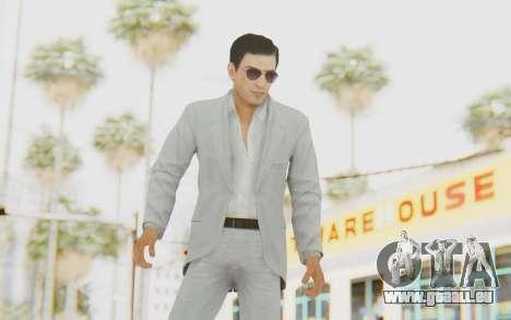 Mafia 2 - Vito Scaletta Madman Suit White für GTA San Andreas