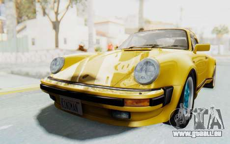 Porsche 911 Turbo 3.2 Coupe (930) 1985 für GTA San Andreas