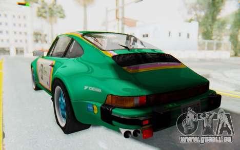 Porsche 911 Turbo 3.2 Coupe (930) 1985 für GTA San Andreas Seitenansicht