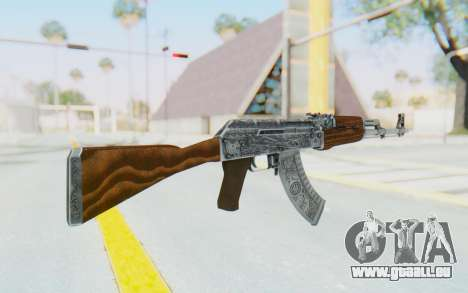 CS:GO - AK-47 Cartel für GTA San Andreas zweiten Screenshot