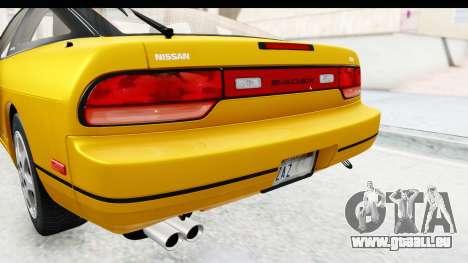 Nissan 240SX 1994 v1 für GTA San Andreas Seitenansicht