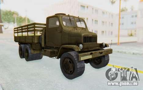 Praga V3S pour GTA San Andreas