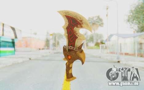 Blade of Athena pour GTA San Andreas