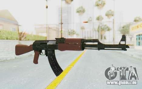 Assault AK-47 pour GTA San Andreas