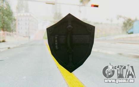 Hylian Shield from Legend of Zelda pour GTA San Andreas deuxième écran