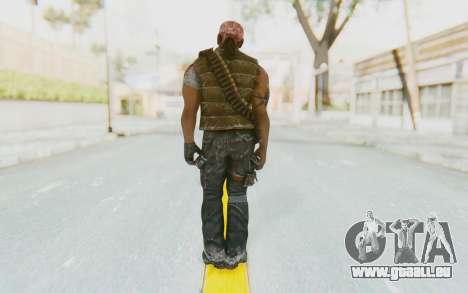 CoD BO DLC Danny Trejo pour GTA San Andreas troisième écran