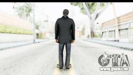 GTA 5 Mexican Gang 2 pour GTA San Andreas troisième écran