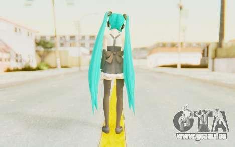 MMD Hatsune Miku pour GTA San Andreas troisième écran