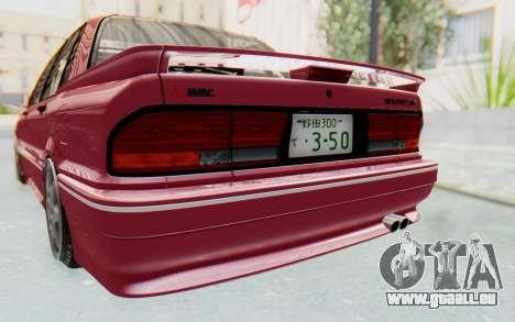 Mitsubishi Galant VR4 1992 für GTA San Andreas Seitenansicht