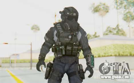 CoD BO2 LAPD v1 pour GTA San Andreas