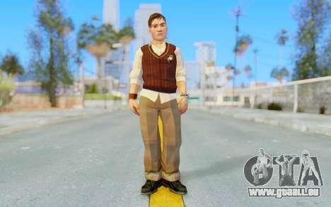 Gary Smith v2 pour GTA San Andreas deuxième écran
