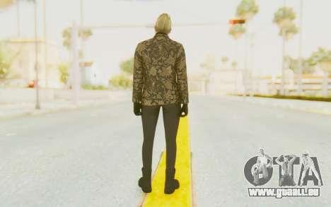 GTA 5 DLC Finance and Felony Female Skin für GTA San Andreas dritten Screenshot