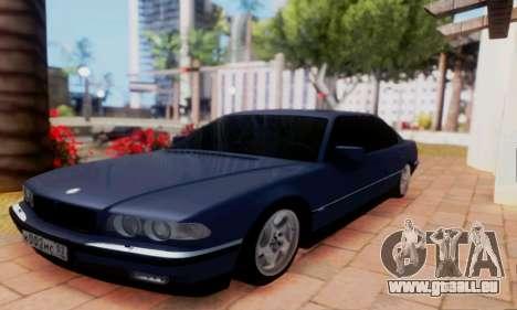 BMW 750 für GTA San Andreas