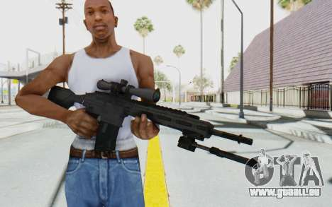 CoD: MW3 - Remington RSASS pour GTA San Andreas