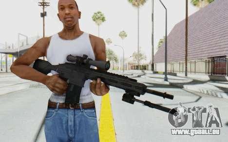 CoD: MW3 - Remington RSASS pour GTA San Andreas