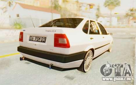 Fiat Tempra Special TR pour GTA San Andreas laissé vue