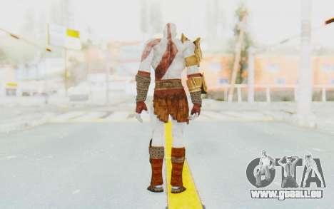 Kratos v1 für GTA San Andreas dritten Screenshot