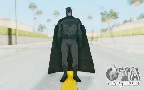 Batman from Batman Vs Superman pour GTA San Andreas deuxième écran
