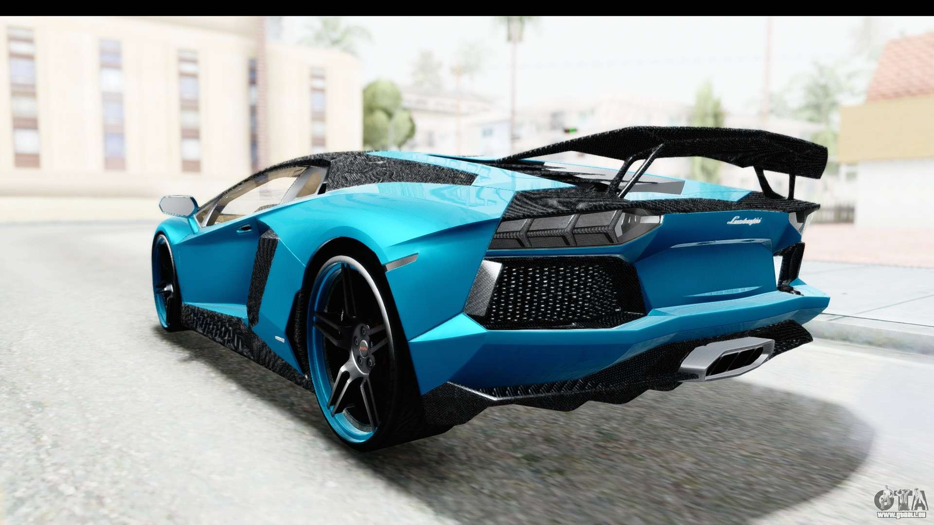 lamborghini aventador lp700 4 novitec torado pour gta san andreas. Black Bedroom Furniture Sets. Home Design Ideas