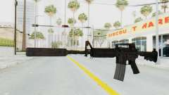 Assault M4A1 Silenced pour GTA San Andreas