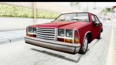 Ford Fairmont from Bully für GTA San Andreas
