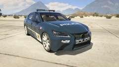 Lexus GS 350 Hot Pursuit Police