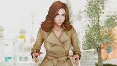 Marvel Future Fight - Black Widow (Civil War)