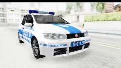 Fiat Punto Mk2 Policija