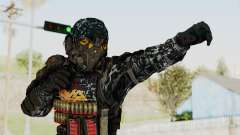 CoD Advanced Warfare KVA Heavy Soldier