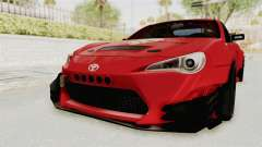 Toyota GT86 Drift Edition für GTA San Andreas