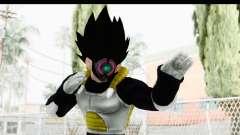 Dragon Ball Xenoverse Vegeta Timebreaker pour GTA San Andreas