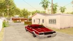 New Tahoma from GTA 5