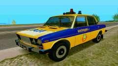 HUNTER-2106 GAI v2.0 für GTA San Andreas