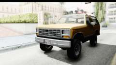 Ford Bronco 1980 Roof IVF