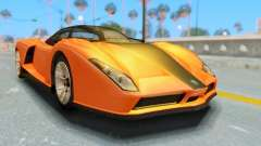 GTA 5 Grotti Cheetah IVF