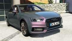 Audi A4 2017 [add-on] v1.1