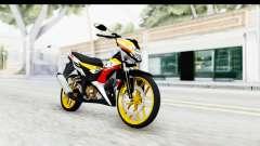 Honda 150R Sonic X IDFR
