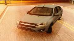 Lada Granta Liftback Beta v1 für GTA San Andreas
