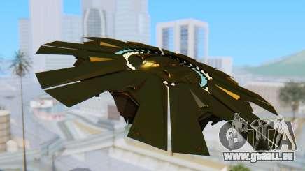 GTA 5 UFO B-2 Style für GTA San Andreas