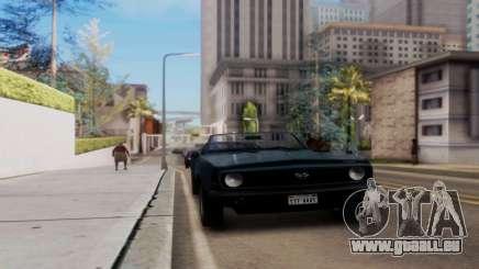 Chevrolet 369 Camaro SS für GTA San Andreas