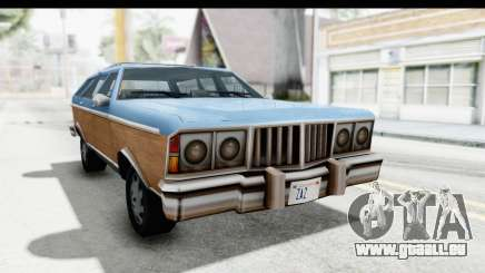 Pontiac Bonneville Safari from Bully pour GTA San Andreas