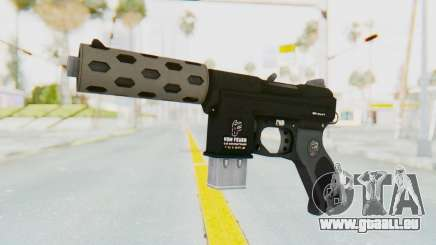 GTA 5 Vom Feuer Machine Pistol pour GTA San Andreas