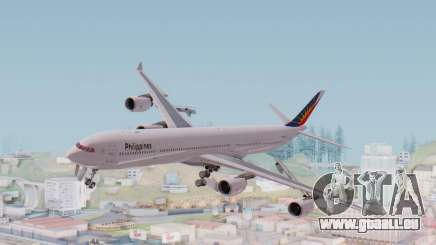 Airbus A340-600 Philippine Airlines für GTA San Andreas