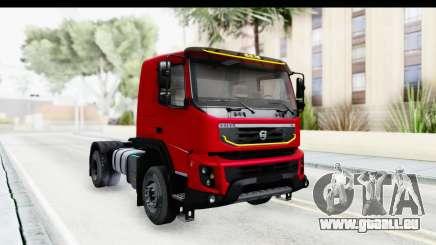 Volvo FMX Euro 5 v2.0 für GTA San Andreas
