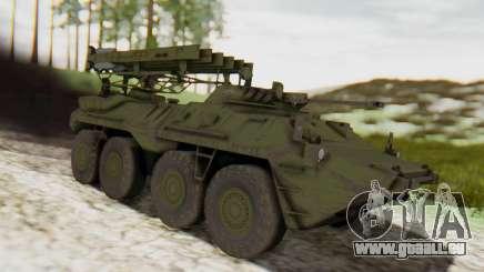 MGSV Phantom Pain ZHUK APC Tank für GTA San Andreas