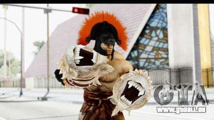 God of War 3 - Hercules v2 für GTA San Andreas