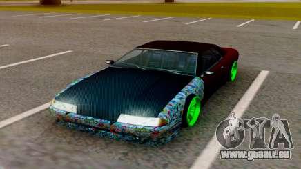 JDM Elegy pour GTA San Andreas