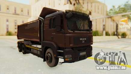 MAN TGA Energrom Edition v2 pour GTA San Andreas