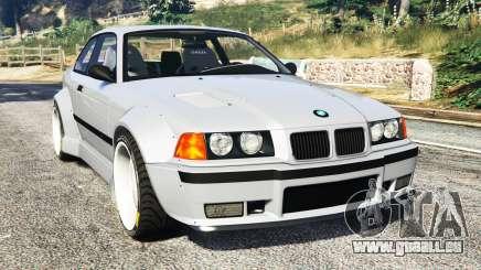 BMW M3 (E36) Street Custom pour GTA 5