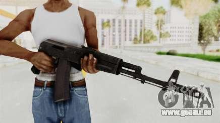 AK-74M v2 pour GTA San Andreas